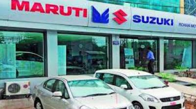 Maruti Suzuki, which is offering cash discounts and extended warranties on various models, witnessed its sales jump by 18-20 per cent last month as compared with July and August.