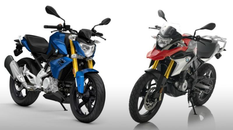 Bmw G 310 R And G310 Gs Launch Date Revealed