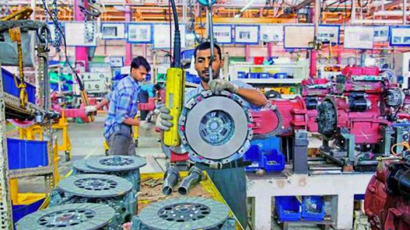 Job-creation has taken a backseat with the delay in allotment of land to the Telangana state Industrial and Infrastructure Corporation (TSIIC) to set up industries in districts in the state.