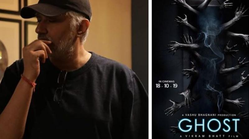 Making horror films is very spiritual, says Vikram Bhatt on 'Ghost'