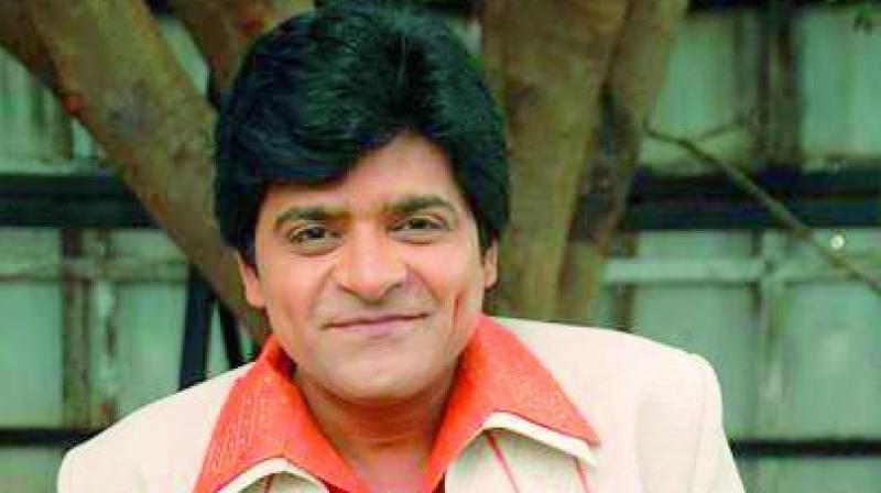 Comedian Ali.