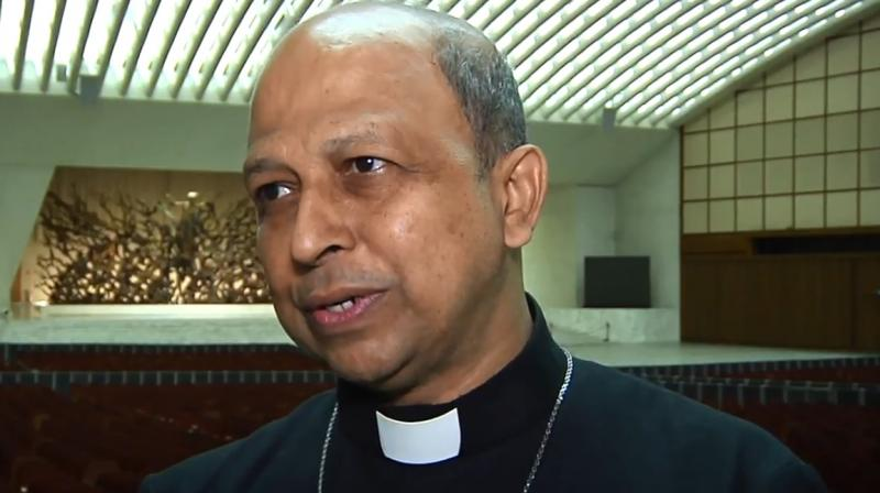 Archbishop of Delhi Anil Couto, in a letter said, 'As we look forward towards 2019 when we will have new government let us begin a prayer campaign for our country from May 13.' (Photo: Youtube screengrab)
