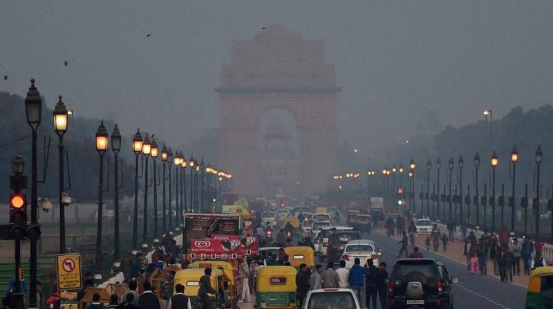 'Odd-even scheme from Nov 13-17 in the national capital called off,' Delhi Transport Minister Kailash Gahlot said. (Photo: PTI/Representational)