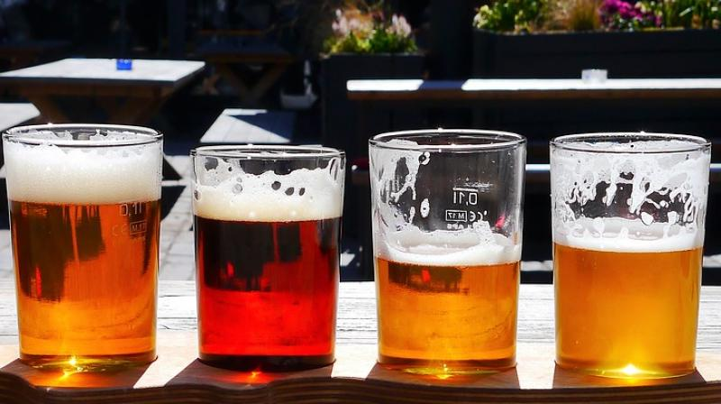 Woman claims she developed cravings for beer after receiving 'heart of dead soldier'. (Photo: Pixabay)