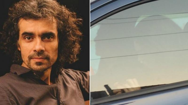Imtiaz Ali spotted with a mystery girl.