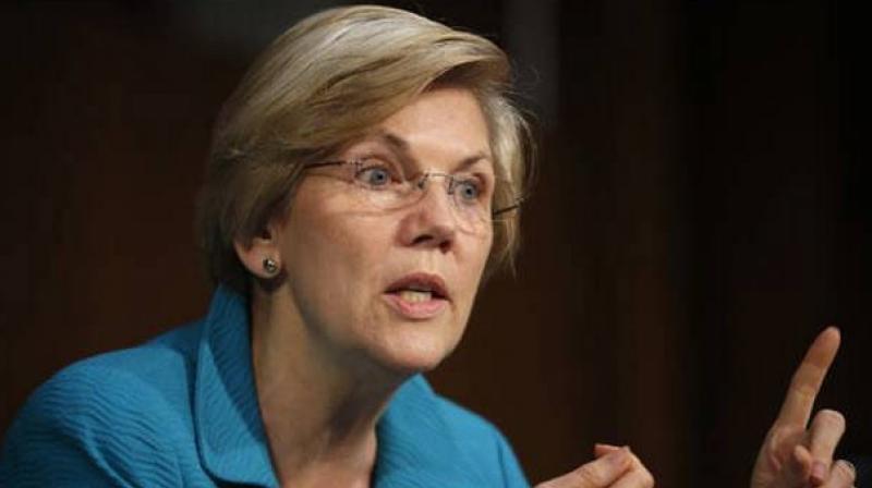 Democratic US Senator Elizabeth Warren. (Photo: AP)