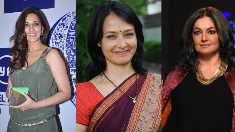 Sonali Bendre Behl, Amala Akkineni and Pooja Bhatt