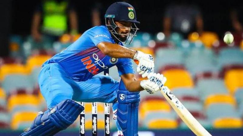 Earlier, ahead of the second T20I against South Africa, batting coach Vikram Rathour backed Pant and said that the players in the side need to understand the difference between fearless cricket and careless cricket. (Photo: AFP)