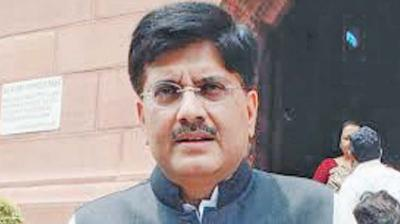 Piyush Goyal said a joint feasibility study has been conducted to explore possibility of a free trade agreement with EAEU which includes Russia, Armenia, Belarus are the other three countries. (Photo: File)