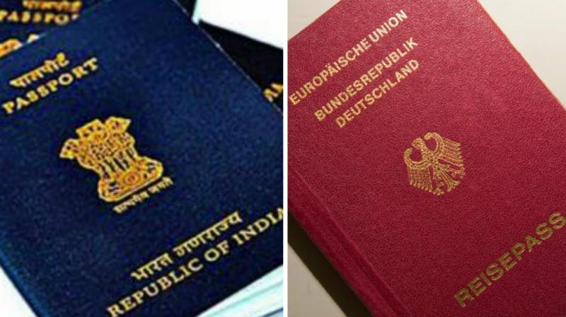German passport world's strongest, India ranks 78th