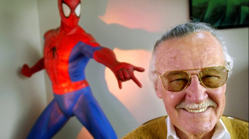 Netflix's Stan Lee Easter egg salutes Marvel legend