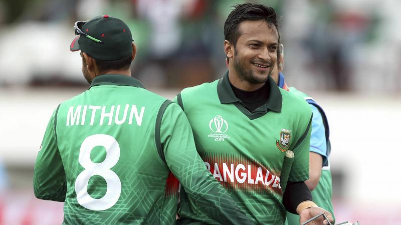 ICC CWC'19: 'Bangladesh capable enough to beat India', says Shakib Al Hasan