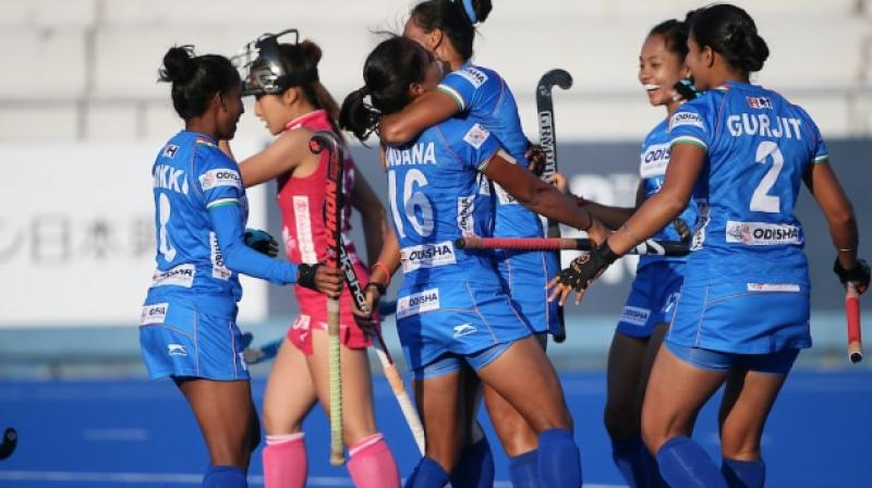 India remained unbeaten throughout their campaign, scoring 29 goals and conceding just four. (Photo: Hockey India/Twitter)