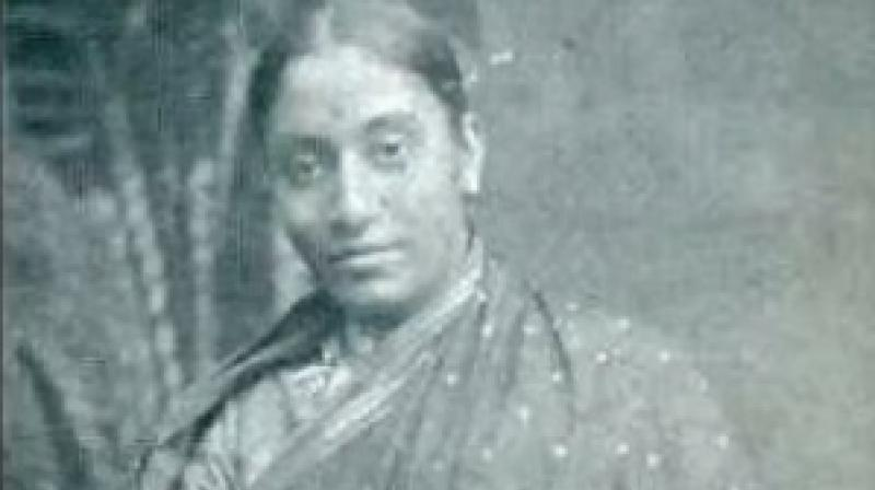 Rukhmabai, pioneer of women's rights, celebrates 153rd birth anniversary