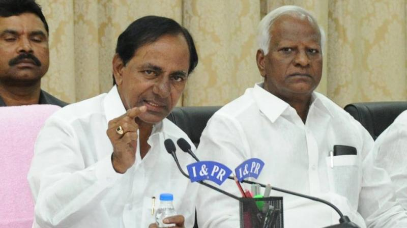 Telangana Chief Minister K. Chandrasekhar Rao (Photo: Facebook)