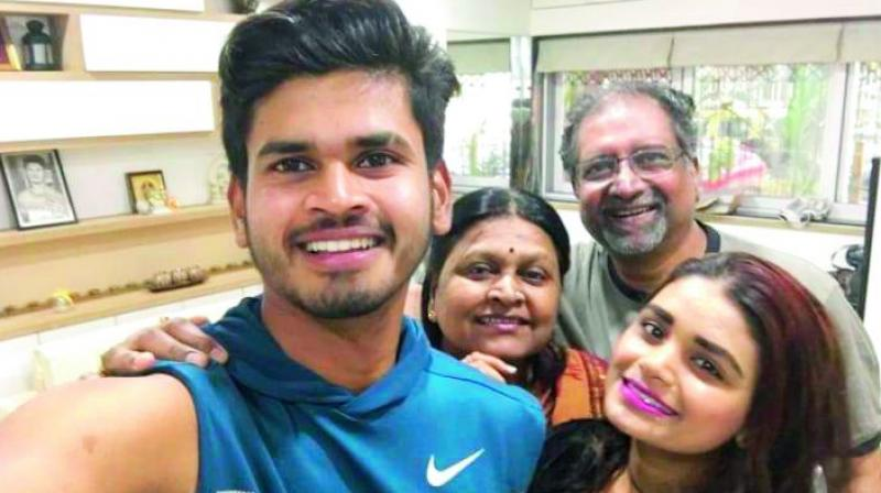 It was Santosh Iyer who had a dream that his son Shreyas would become a famous cricketer. Not only has his dream been fulfilled as Shreyas shining bright in this year's IPL but also his dream has been captured in a 13-minute documentary.