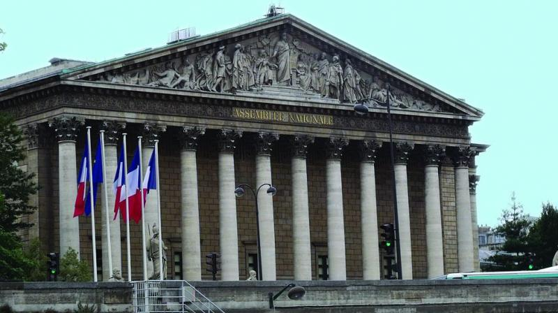 The French Finance Ministry has estimated the tax will raise about 500 million euros a year this year but that should increase