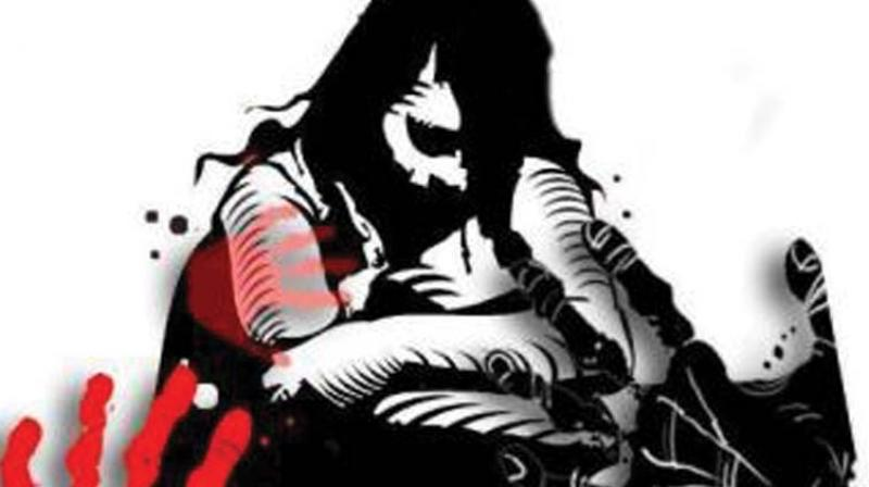 Posing as policemen, two men allegedly raped a woman and molested her minor niece at outer Delhi's Kanjhawala area, officials said on Monday. (Representational image)