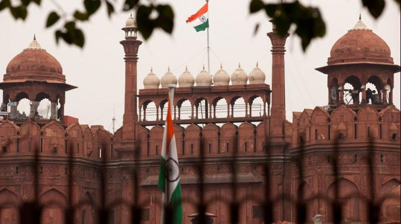 India's Red Fort. (Photo: AP)