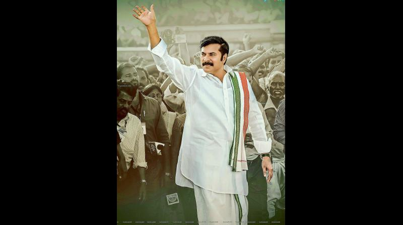 Yatra is based on late CM YS Rajasekhar Reddy and his famous marathon walk. His son YS Jaganmohan Reddy is completely confined to Andhra Pradesh and his party has almost no presence in Telangana state.