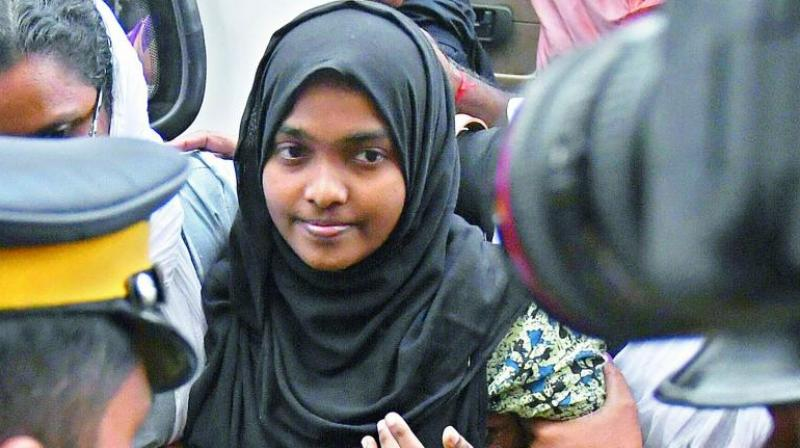 Hadiya the 24-year-old woman who was born to a Hindu couple in Kerala made headlines after she converted to Islam and married a Muslim man against wishes of her parents