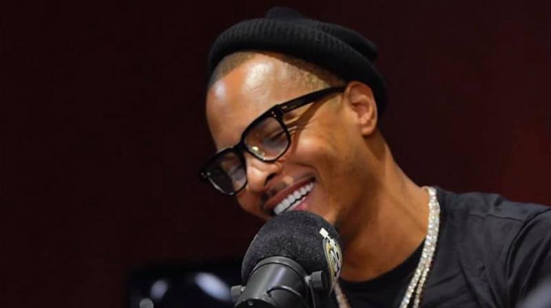 US rapper TI. (Photo: Facebool/TI)