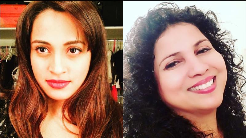 Shweta Pandit and Hema Sardesai. (Photo: Instagram)