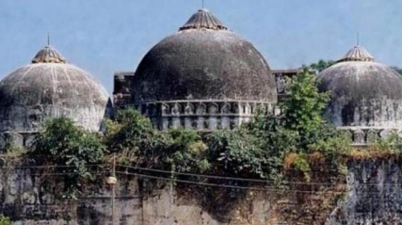 Babri Masjid demolition (Photo: File )