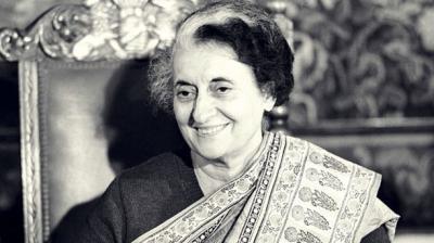 Indira Gandhi (Photo: PTI/File)