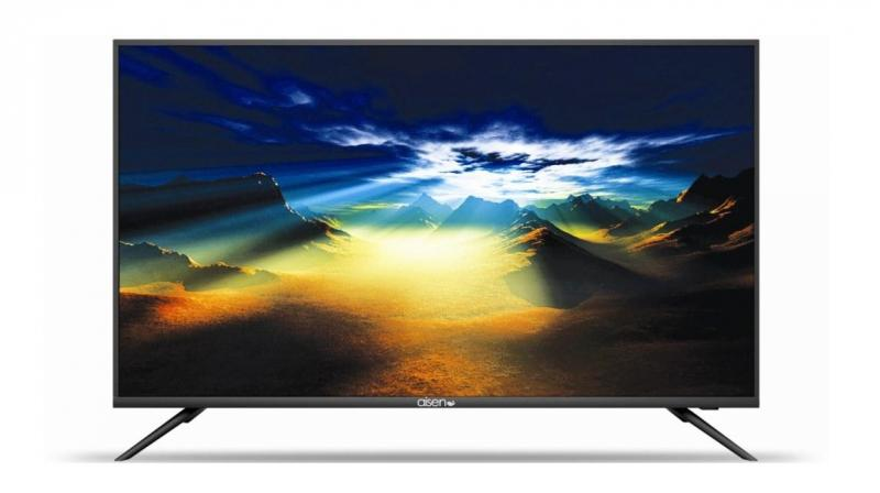 The Aisen Smart TV — A55UD970 is priced at Rs 52,990.