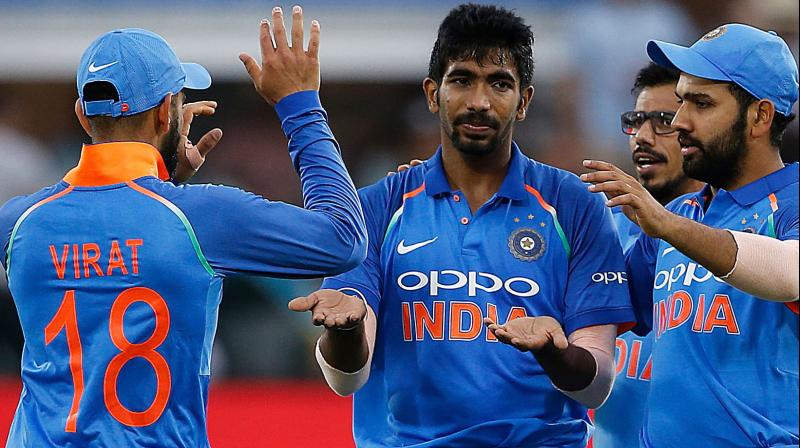 Bumrah was recently hailed by Sachin Tendulkar as the world's best bowler. (Photo: AFP)