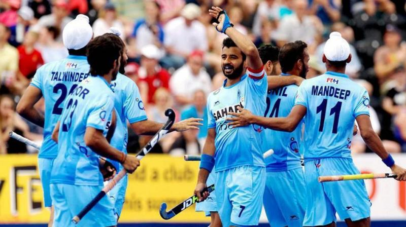 While ensuring India remain unbeaten against Asian teams is one of their goals, Rupinder emphasized on consistent performance especially against teams like Olympic Silver Medallist Belgium who they play in their second match on January 18. (Photo: PTI)