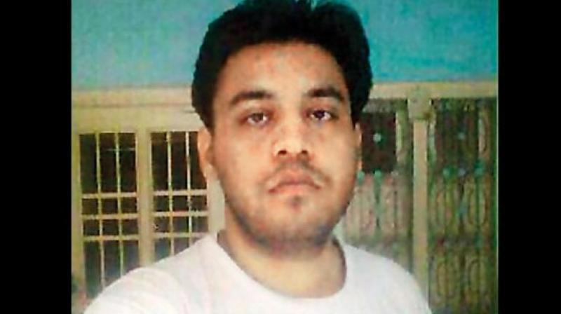 Missing JNU student Najeeb Ahmed (Photo: File)