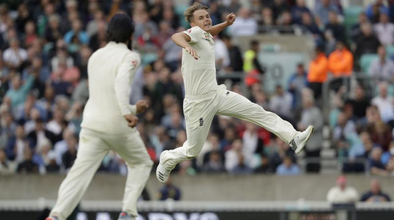 India coach Ravi Shastri on Friday said that they didn't lose the Test series to a collective effort from England but to all-rounder Sam Curran's individual brilliance which became the difference at crucial junctures. (Photo: AP)