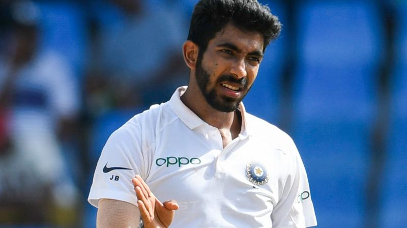Bumrah's fifer guides India to win first Test by 318 runs against Windies