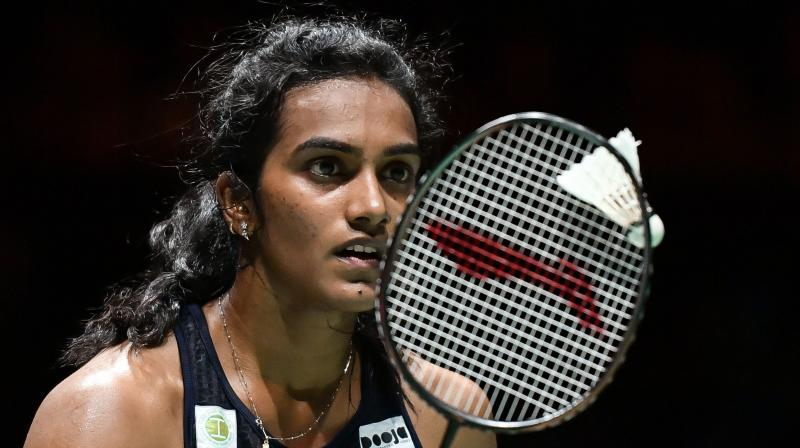 Sindhu also won the silver medal at the Rio Olympics 2016. (Photo: AFP)