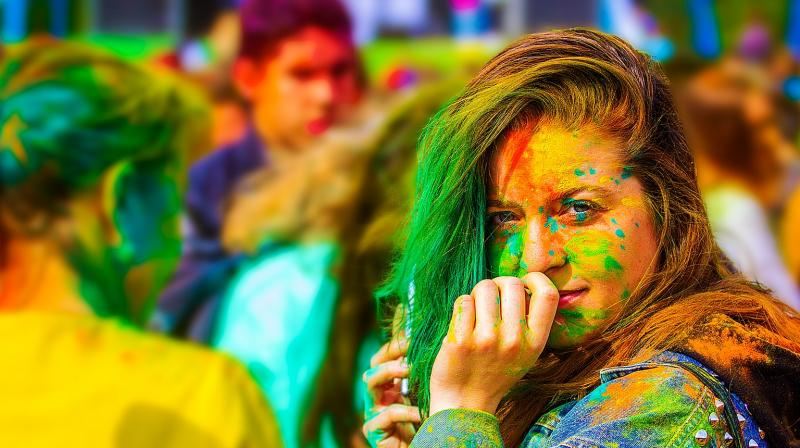 Image result for holi photography