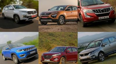 The XUV500 comes second with 1116 cars sold.