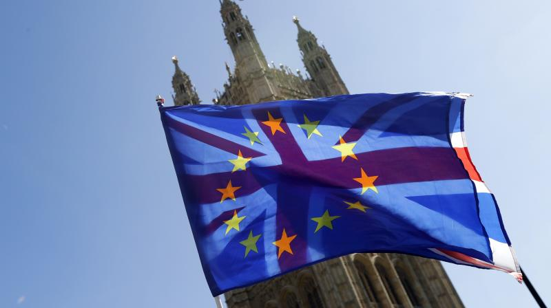 Britain is having a political nervous breakdown and is taking a huge risk as it prepares to leave the European Union after a divisive referendum, a former senior UK intelligence official said on Saturday. (Photo: File)