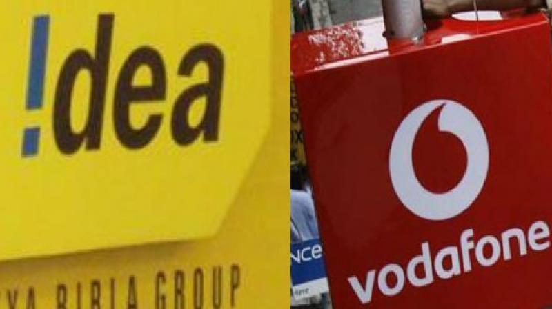Idea and Vodafone