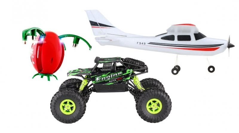 Southeast Big Boys Toys : Enthusiastic about rc toys check out some massive deals