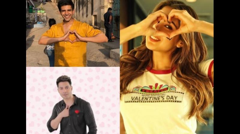 B-town celebrities extend Valentine's Day wishes