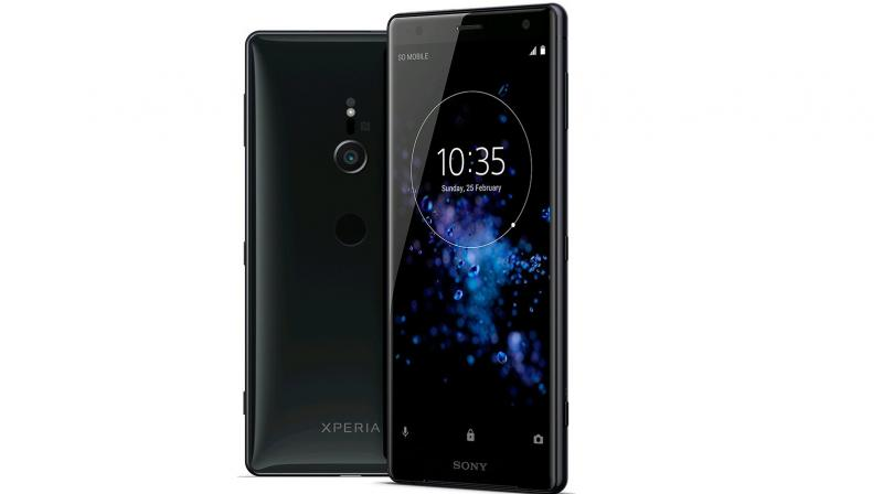 Sony's new Xperia XZ2