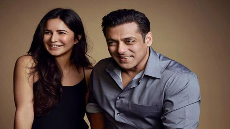 Salman Khan and Katrina Kaif. (Photo: Instagram)