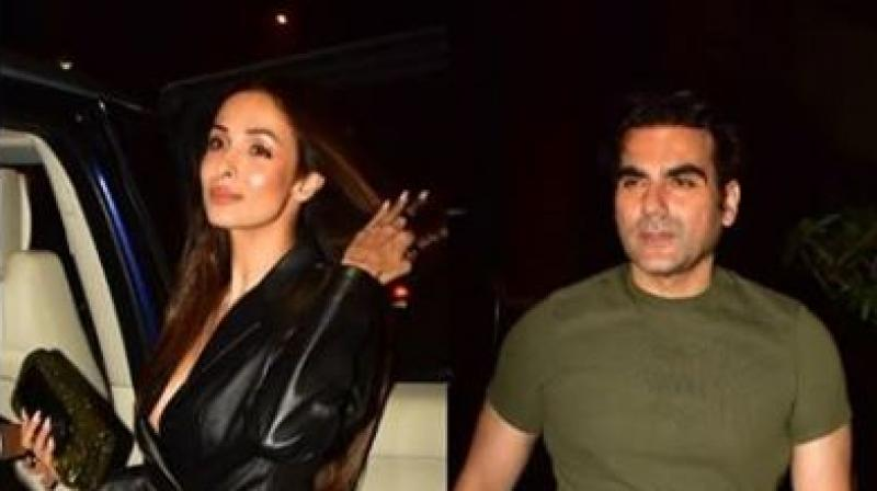 Malaika Arora-Arbaaz Khan come together for Arhaan's birthday