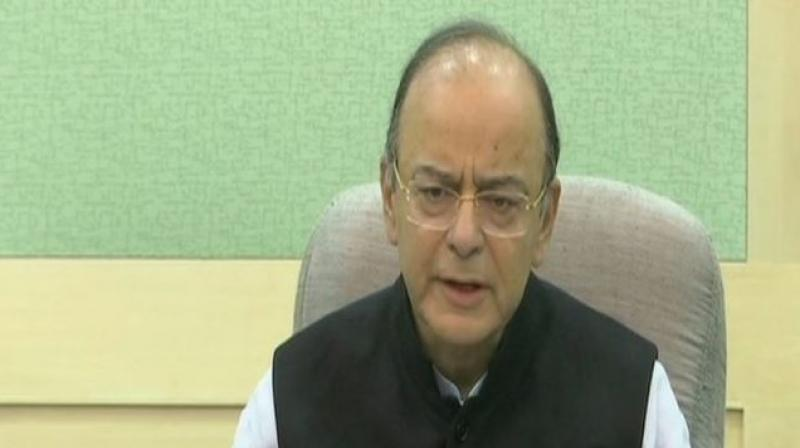 Cabinet approves ordinance to amend Insolvency and Bankruptcy Code, says Arun Jaitley