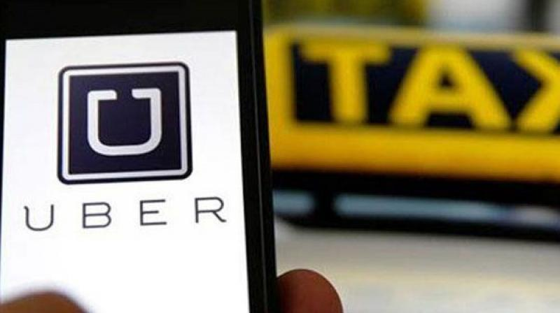 The ride-hailing company's quarterly revenue rose 11.8 per cent to $2.2 billion from its previous quarter.