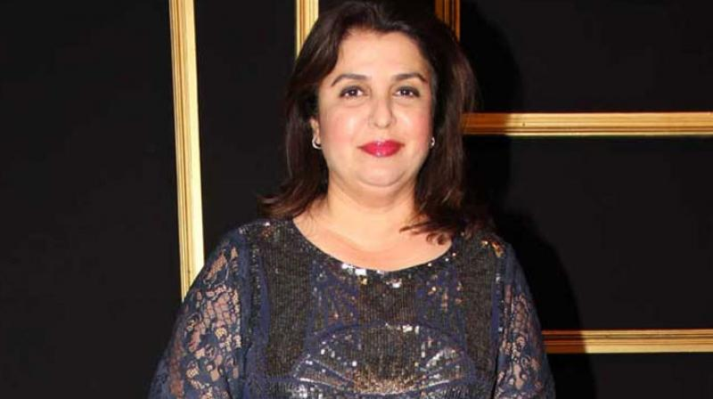 Farah Khan is yet to announce her next directorial after 'Happy New Year.'