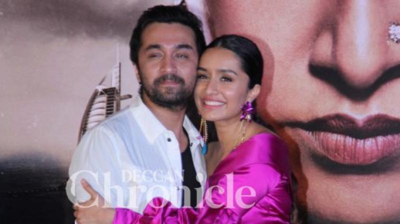 Shraddha and Siddhant Kapoor