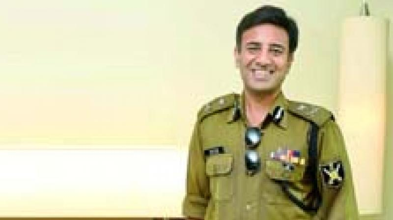 IPS officer Amit Lodha